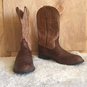 🤠Ariat Heritage Stockman 9B Cowgirl Boots🤠